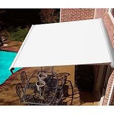 Manual Retractable Awning Retractable Awnings Kmart