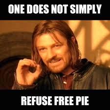 Pie Meme - free pie meme by doccookies memedroid