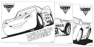 Disney Pixar Cars 3 Coloring Pages A Night Owl Blog Colouring Pages Of Cars