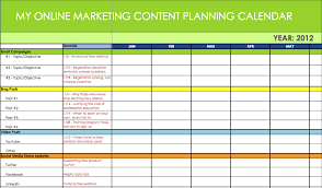 free content marketing editorial calendar template cmec tim saneme