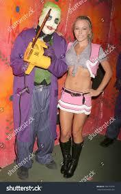 kendra wilkinson playboy mansion halloween party stock photo