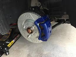 vht caliper paint and power stop k6943 brake kit infiniti q50 forum