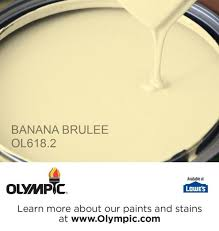 152 best yellow paint colors images on olympic paint