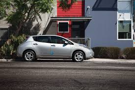 nissan leaf home charging nissan drops price of leaf home charging system to 1 818