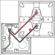 one way light wiring light switch or dimmer