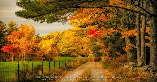 ten england places fall foliage