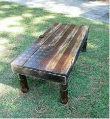 Outdoor Pallet Table Recycled Pallet Furniture 25 Unique Ideas 99 Pallets