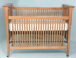 Plans For Baby Crib by Build Your Own Mission Crib Plan American Furniture Design