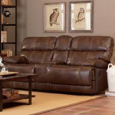 Klaussner Furniture Quality Klaussner International Rizzo Casual Reclining Sofa Old Brick