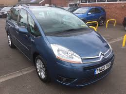 citroen c4 grand picasso vtr hdi millers smartercars