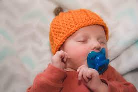 baby thanksgiving hat orange crochet pumpkin hat baby toddler child fall hat