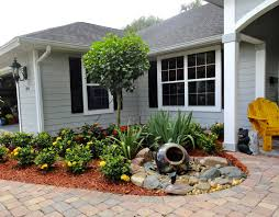 Landscaping Ideas For Small Yards by Front Yard Low Water Kid Friendly Landscape Ideas The Garden