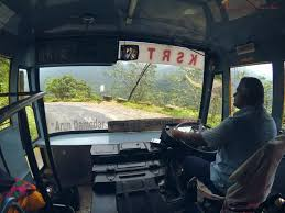police jeep kerala karnataka bus frm agumbe ksrtc bus pinterest karnataka