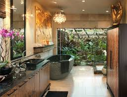 tropical bathroom ideas 25 inviting tropical bathroom design ideas home design lover