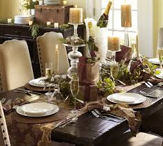 Ideas For Dining Room Table Decor by 44 Best Gold And Cream Christmas Images On Pinterest Merry