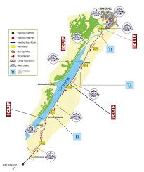 Running Map Route by Baxters Loch Ness Marathon U0026 Festival Of Running World U0027s Marathons