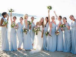 how to choose mismatched bridesmaids dresses the right way