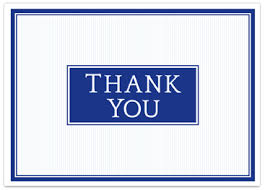 thank you card size business thank you cards with slots business greeting cards