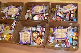 thanksgiving basket distribution 2013 archbishop janssens