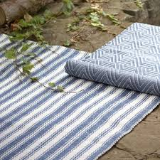 Stripe Indoor Outdoor Rug Blue And White Striped Indoor Outdoor Rug Outdoor Designs