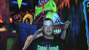 scary clown haunted house ideas