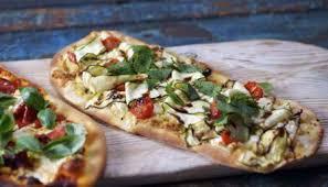 lorraine cuisine pizza expressed three ways recipe food