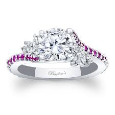 pink sapphires rings images Barkev 39 s pink sapphire engagement ring 7908lps barkev 39 s jpg
