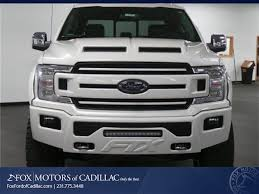 new 2018 ford f 150 for sale lease cadillac mi vin