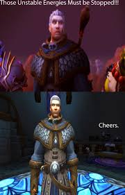 World Of Warcraft Meme - well i was disappointed with the new quest from khadgar wow