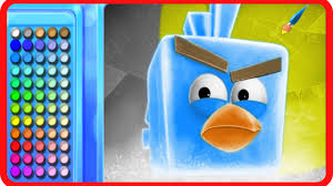 angry birds space coloring game for childrens youtube