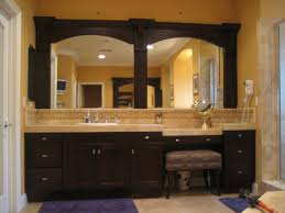 Bathroom Mirrors At Lowes by White Framed Bathroom Mirrors With Framed Bathroom Mirrors At