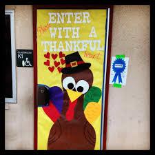 classroom thanksgiving turkey door decorations school decoration