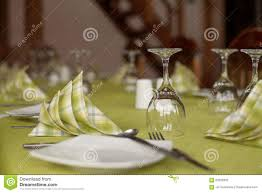 traditional table setting stock photo image 63226332