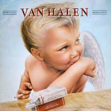van halen u2013 1984 album art lyrics genius lyrics
