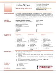 assistant resume template free accounting assistant resume template 2017