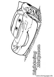 cars lightning mcqueen a4 disney coloring pages printable