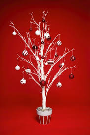 alternative christmas décor christmas tree options for small spaces