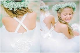 flower girl accessories couture flower girl dresses by amalee accessories bridal musings
