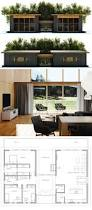 modern home blueprints best 25 small modern house plans ideas on pinterest small house