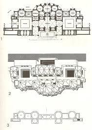 Baths Of Caracalla Floor Plan Ancientcarthage Antonine Baths