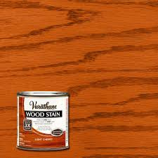 Home Depot Wood Stain Colors by Varathane 6 Oz Tuscan Wood Stain Case Of 4 254638 The Home Depot