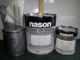 dupont nason urethane full thane 2k urethane single stage dupont