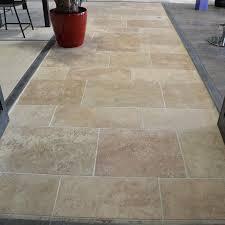 Backyard Tiles Ideas Charming Ideas Outdoor Travertine Tile Fancy Design Outdoor Tiles