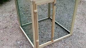 reti per gabbie gabbia in legno e rete per lumache