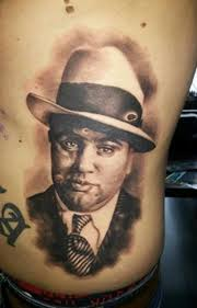 Al Capone Tattoos Drawings Designs Ideas Gallery Black And
