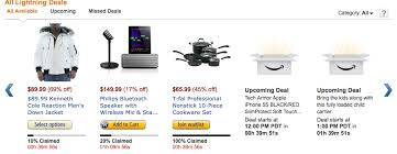 t fal black friday deal on amazon how to purchase amazon lightning deals