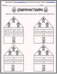 snowman and gingerbread printables