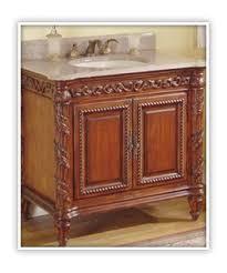 Tuscan Bathroom Vanity by 42