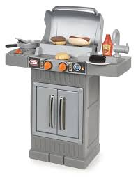 Little Tikes Wooden Kitchen by Little Tikes Cook N Play Outdoor Bbq Grill Walmart Com