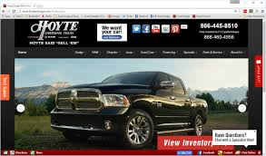 chrysler jeep dodge hoyte dodge ram chrysler jeep blog
